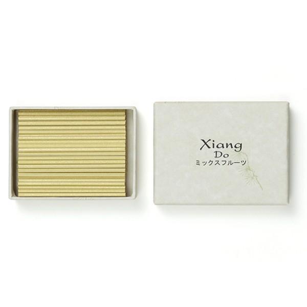 お香 Xiang Do ミックスフルーツ 徳用120本入 スティック70mm(松栄堂)