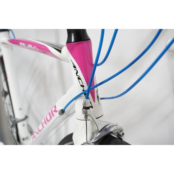 ANCHOR 「アンカー」 RFA5 SPORT 2013頃 エントリー ロードバイク / 名古屋大須店|buychari|06