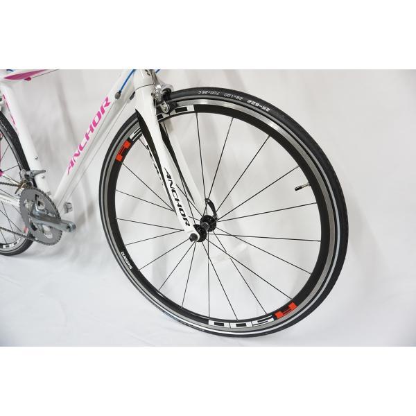 ANCHOR 「アンカー」 RFA5 SPORT 2013頃 エントリー ロードバイク / 名古屋大須店|buychari|07