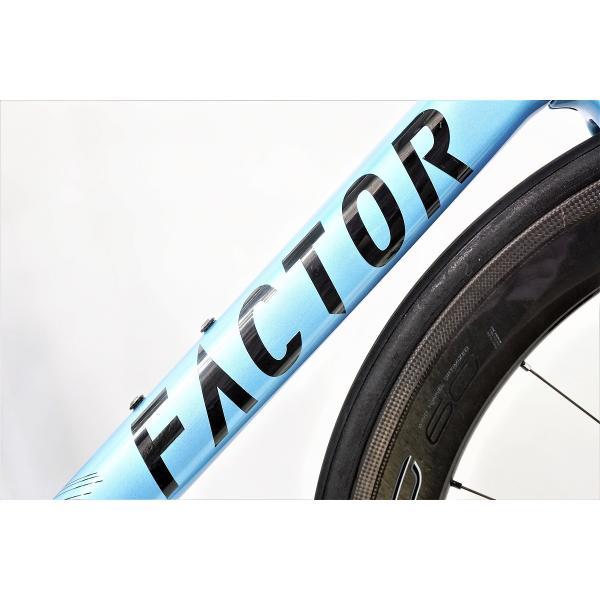 FACTOR 「ファクター」 O2 Champs-Elysees 2018年モデル ロードバイク / 秋葉原店|buychari|03