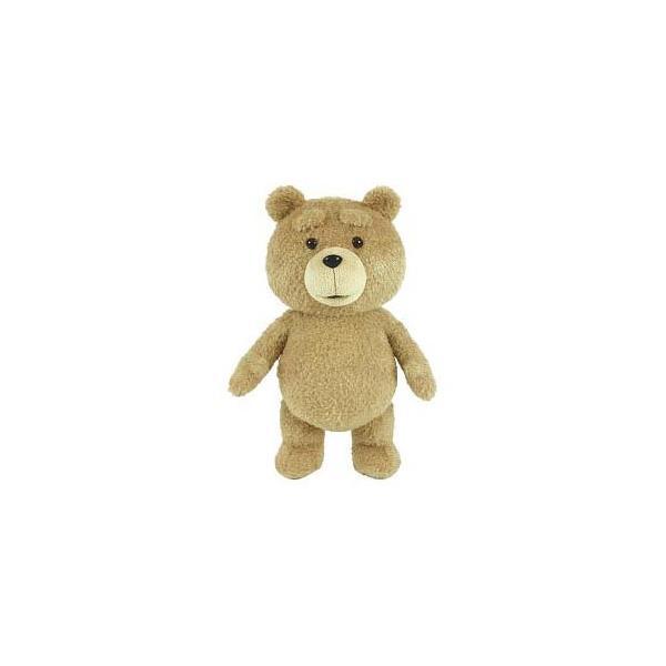 テッド2 テッド/クマ/  ぬいぐるみ・立-ted2/#K6808 buyersnetclub