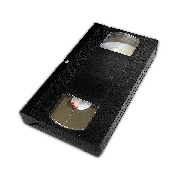 HIDISC VHS ハイグレード ビデオテープ120分×3本パック HDVT120S3P