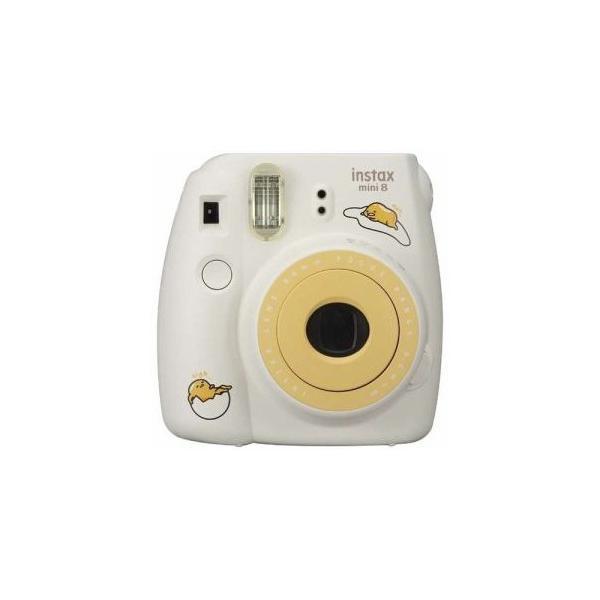 富士フイルム INSMINI8-GUDETAMA インスタントカメラ チェキ 「instax mini 8」 ぐでたま