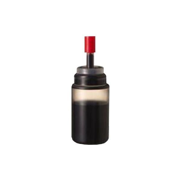 (まとめ) ぺんてる ホワイトボードマーカー タフ 補充インキ MWR1-AM 黒 1本入 〔×30セット〕