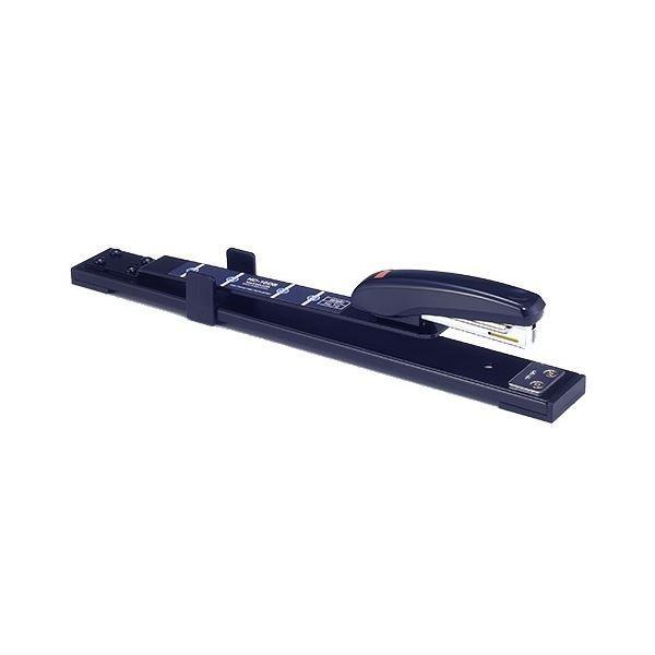 (まとめ) マックス 中とじ製本用ホッチキス 10号 ブラック HD-10DB/K 1個 〔×2セット〕