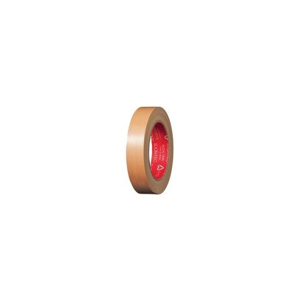 (まとめ) スリオンテック 布テープ No.343720 25mm×25m No.343720-25X25DB 1巻 〔×20セット〕