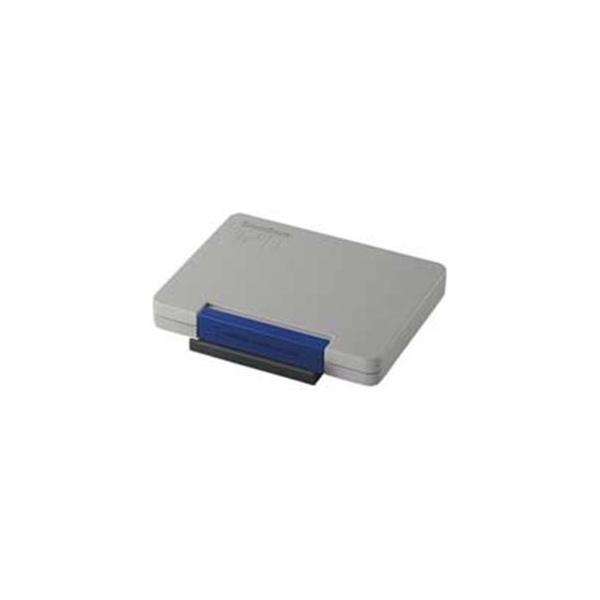 (業務用20セット) シヤチハタ スタンプ台 多目的 ATGN-3-B 藍