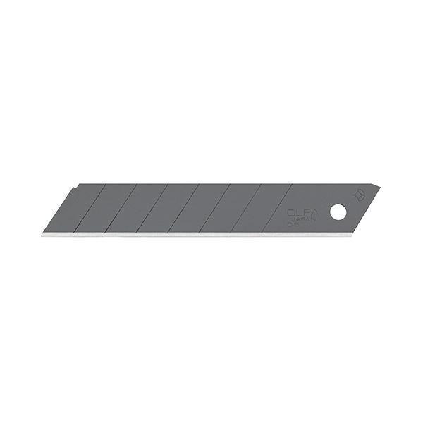 (まとめ) オルファ カッター替刃 特専黒刃 大文具専用 プラケース入 LBB10KS 1ケース(10枚) 〔×30セット〕