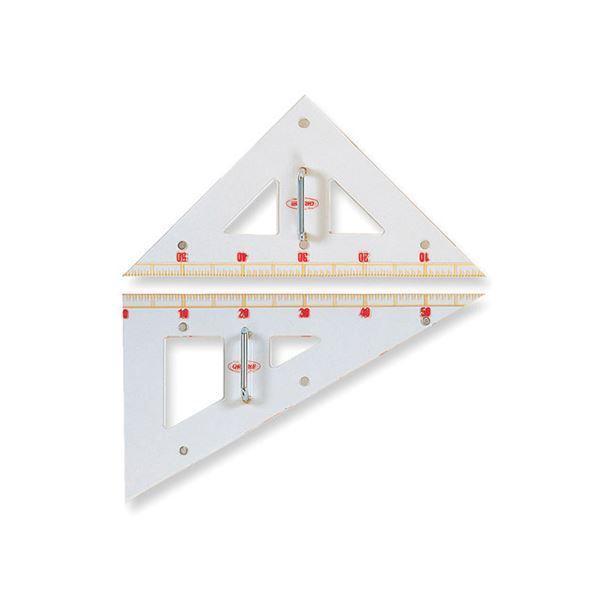 共栄プラスチック 教師用三角定規