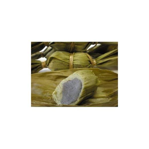 お試しに 新潟名物伝統の味 笹団子 黒ゴマあん10個