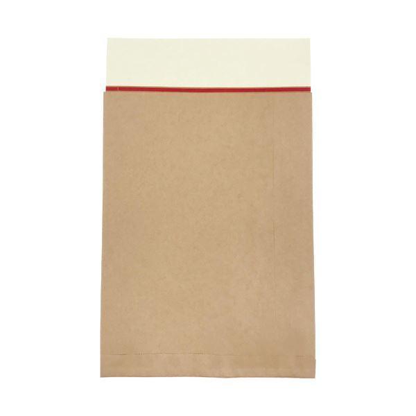 (まとめ)キングコーポレーション ポストイン封筒小100g/m2 未晒クラフト 190412 1ケース(100枚)〔×2セット〕