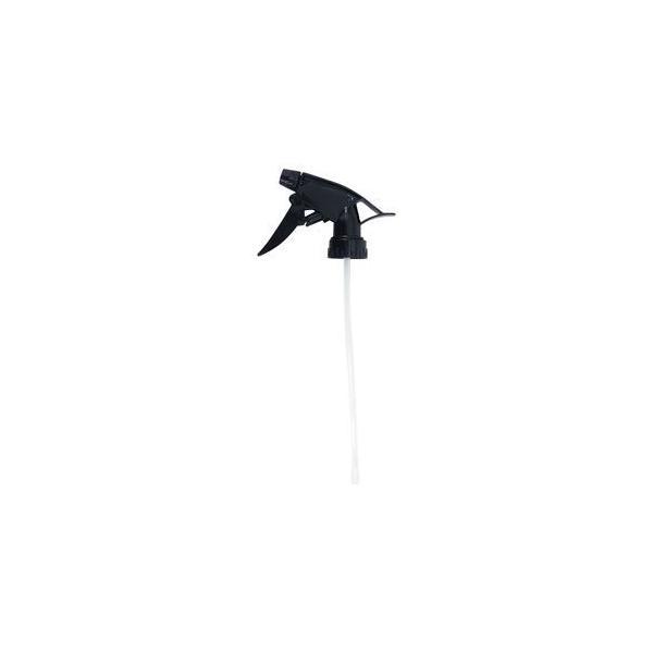 (まとめ)スプレーヘッドガンタイプ(黒)〔×10セット〕