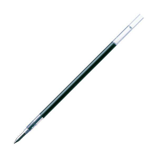 (まとめ)ゼブラ ゲルインクボールペン 替芯 JK-0.5芯 緑 サラサ用 RJK-G 1本 〔×100セット〕