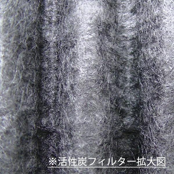 【天井給気口TM-58交換用活性炭(5枚1組)】換気口カバー|c-clie-shop|02