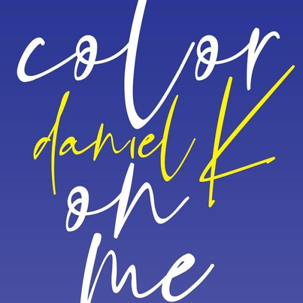 DANIEL K 1st Mini Album / color on me ポスター付 カン・ダニエル 1st ミニアルバム「カラー・オン・ミー」|c-factory