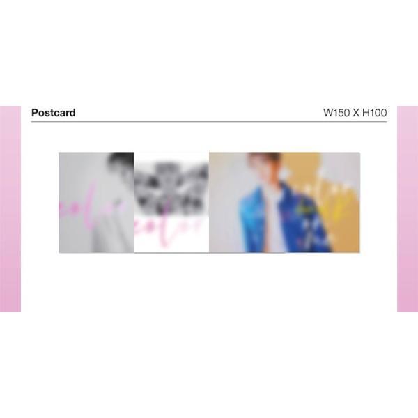 DANIEL K 1st Mini Album / color on me ポスター付 カン・ダニエル 1st ミニアルバム「カラー・オン・ミー」|c-factory|08