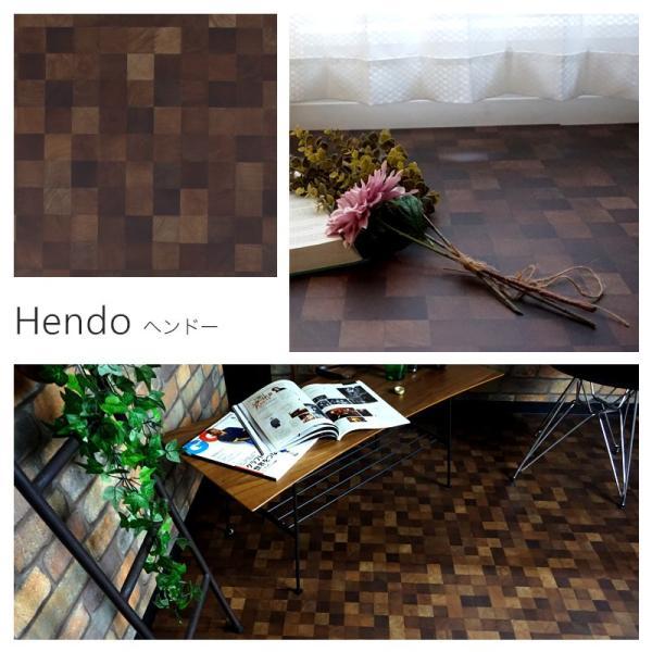 フロアタイル 床材 フローリング材 床のDIY 木目調 1枚 スティッキーズ クラシック ランダムエンボス|c-ranger|04