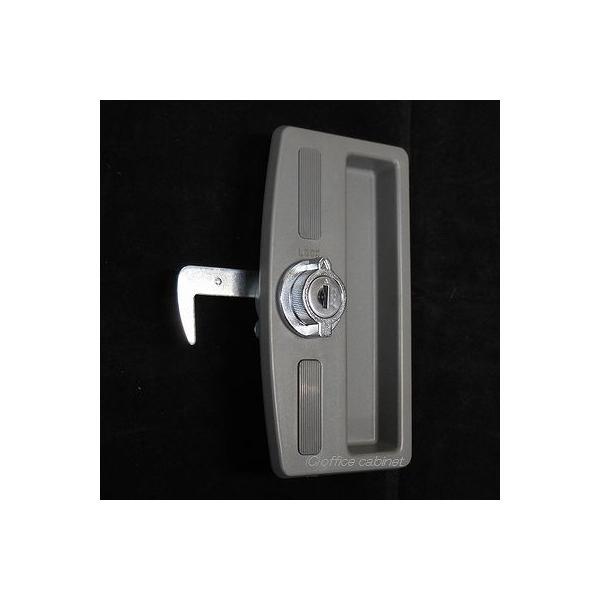 【錠前】イナバ物置(INABA) MBW用 物置錠 錠前セット 鍵2本付き cabinet 04
