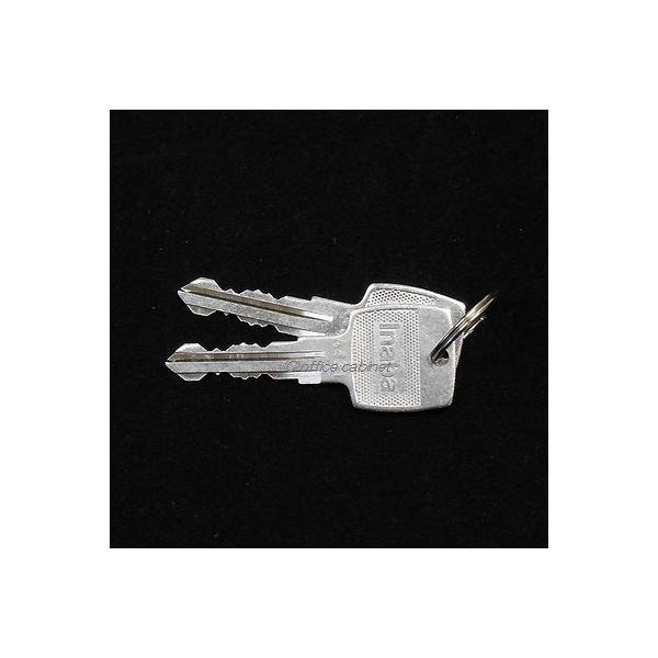 【錠前】イナバ物置(INABA) MBW用 物置錠 錠前セット 鍵2本付き cabinet 05