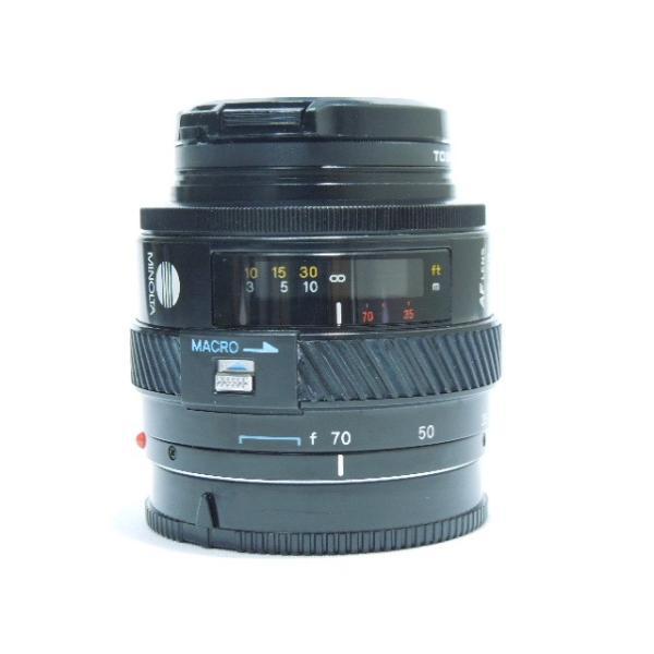 ミノルタ中古オートフォーカス交換レンズ MINOLTA AF ZOOM 35-70mm F4 並品