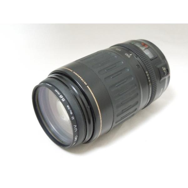 ジャンク品 CANON EF100-300mm F4.5-5.6 USM