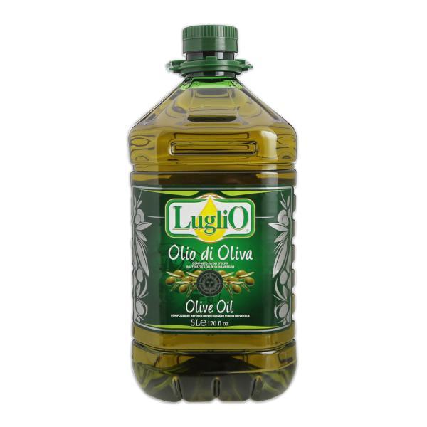 Luglio(ルグリオ) ピュアオリーブオイル 5L (手作り石鹸 手作りコスメ)