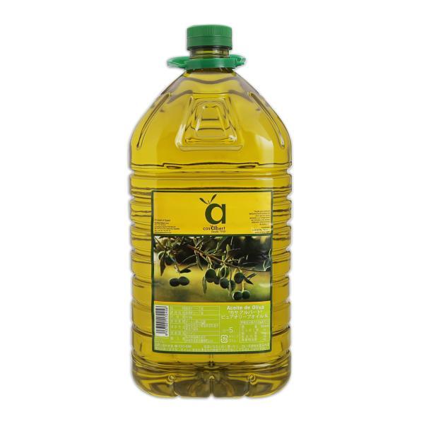 カサ アルバート ピュアオリーブオイル 5L (手作り石鹸 手作りコスメ)