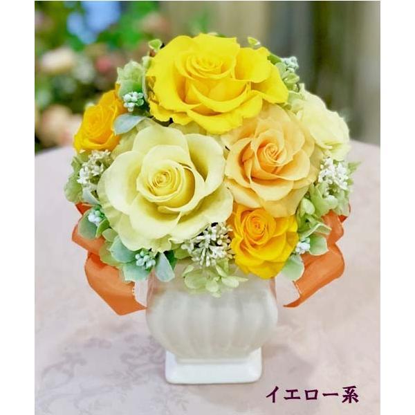 お誕生日 お祝い プリザーブドフラワー プリンセスローズ ケース入り|cafura|05