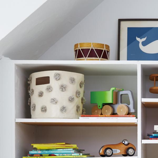 おもちゃ 収納 ボックス おしゃれ おむつポーチ おむつ 収納 Pehr ペア BINS ビンズ Lサイズ|caizu-corporation|07