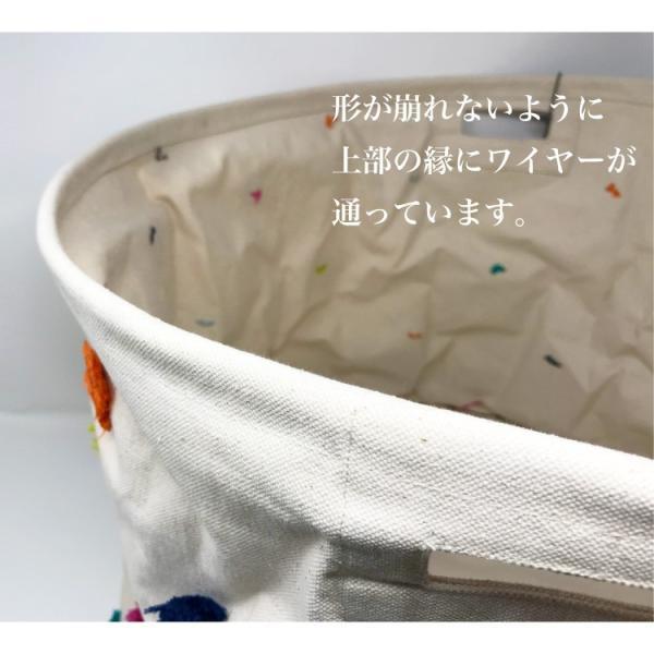 おもちゃ 収納 ボックス 収納ボックス おしゃれ ランドリーボックス Pehr ペア ドラム DRUM XLサイズ|caizu-corporation|07