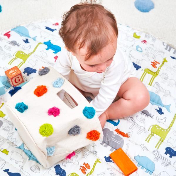 おもちゃ 収納 おむつポーチ おむつ 収納 ボックス おしゃれ Pehr ペア ミニズ Minis|caizu-corporation|11