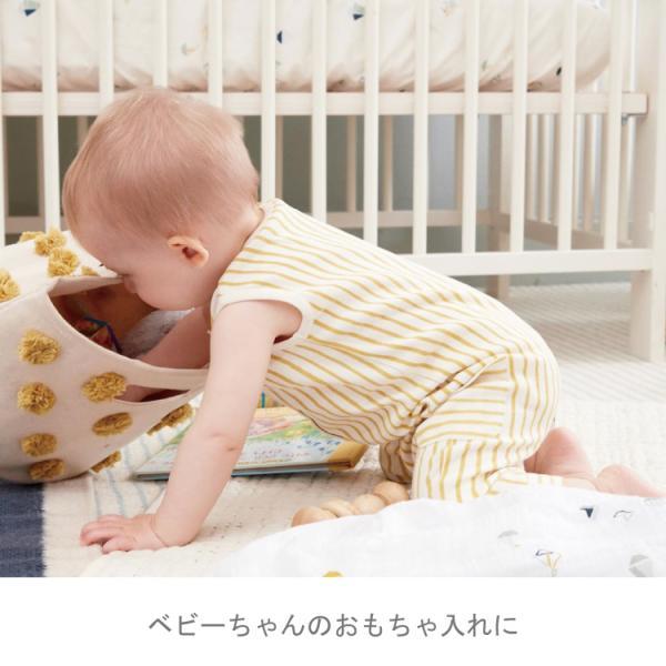 おもちゃ 収納 おむつポーチ おむつ 収納 ボックス おしゃれ Pehr ペア ミニズ Minis|caizu-corporation|15