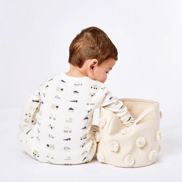 おもちゃ 収納 おむつポーチ おむつ 収納 ボックス おしゃれ Pehr ペア ミニズ Minis|caizu-corporation|09