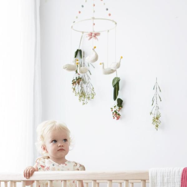 モビール 赤ちゃん mobile 北欧風デザイン Petit Pehr プチペハー ハンドメイド ウール100% caizu-corporation 03