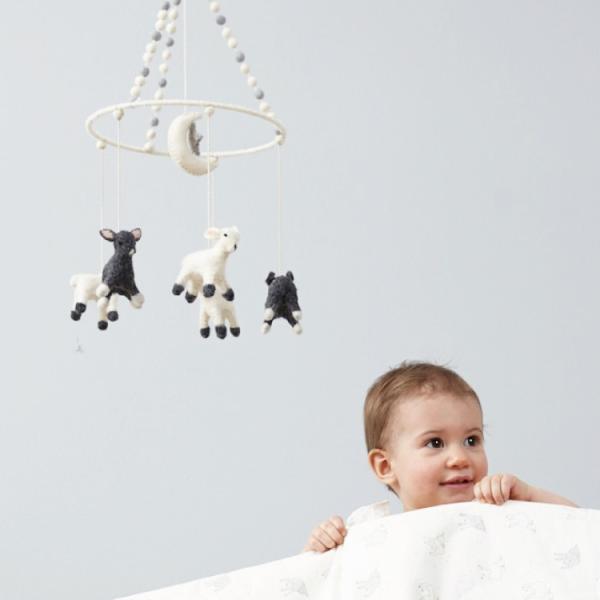 モビール 赤ちゃん mobile 北欧風デザイン Petit Pehr プチペハー ハンドメイド ウール100% caizu-corporation 04