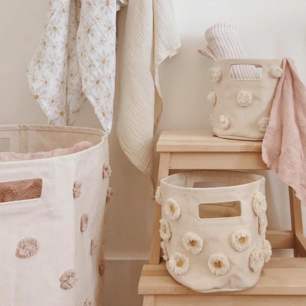 おもちゃ 収納 ボックス おしゃれ おむつポーチ おむつ 収納 Pehr ペア ピンズ PINTS Mサイズ)|caizu-corporation|06