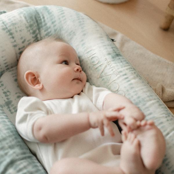 ドッカトット デラックス プリント DockATot ベビーベッド 添い寝 ベッドインベッド クーファン クーハン|caizu-corporation|08