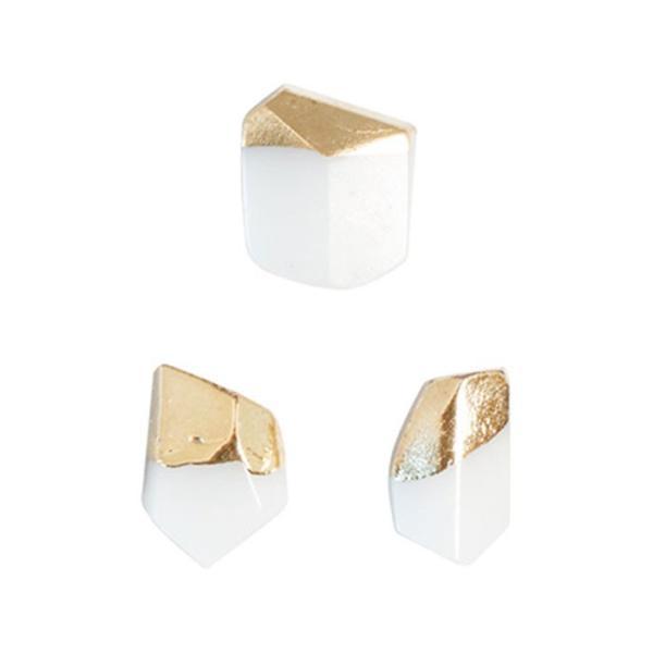 Bonnail ボンネイル ×mda(ボンネイル×エムディーエー) Aura Quartz(オーラクォーツ) Luxe(ラグゼ) chalk(チョーク) ゴールド