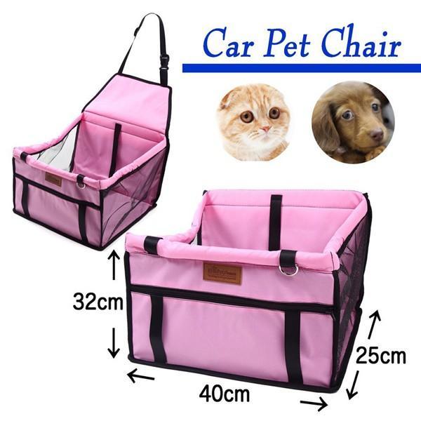 ペット ドライブシート 犬 猫 旅行 キャリー おでかけ ドライブボックス バッグ 防水 マット 後部座席 飛び出し防止 リード フック 水洗い 折畳み可 S&E|calm-sp|02