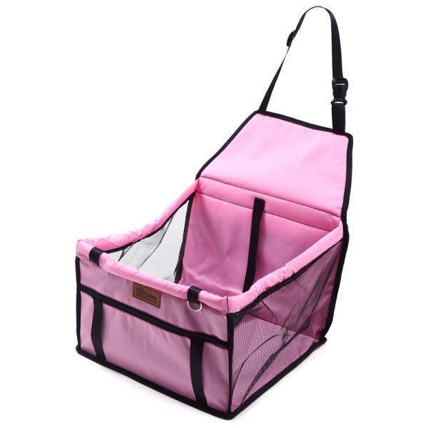 ペット ドライブシート 犬 猫 旅行 キャリー おでかけ ドライブボックス バッグ 防水 マット 後部座席 飛び出し防止 リード フック 水洗い 折畳み可 S&E|calm-sp|10