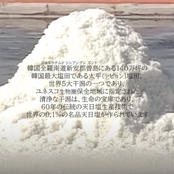 韓国新安郡曽島太平塩「天尊の塩」 :NF0008:Calseedshop - 通販 ...