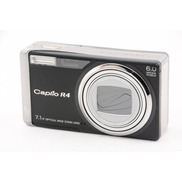 RICOH デジタルカメラ Caplio R4 ブラック