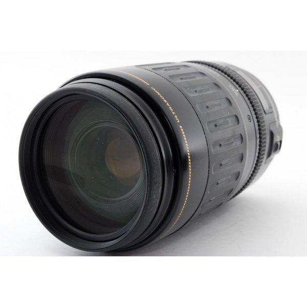 キヤノン CANON EF 100-300mm 1:4.5-5.6 USM 超望遠レンズ 極上美品