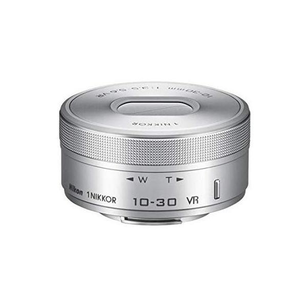 ニコン Nikon 標準ズームレンズ 1 NIKKOR VR 10-30mm f/3.5-5.6 PD-ZOOM シルバー <プレゼント包装承ります>