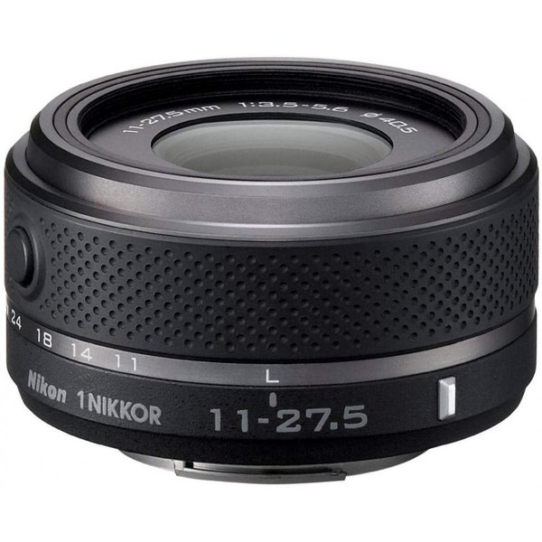 ニコン Nikon 標準ズームレンズ 1 NIKKOR 11-27.5mm f/3.5-5.6 ブラック ニコンCXフォーマット専用 <プレゼント包装承ります>