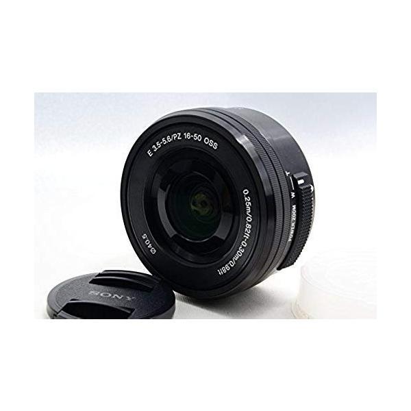 ソニー SONY 標準ズームレンズ E PZ 16-50mm F3.5-5.6 OSS ソニー SONY Eマウント用 APS-C専用 SELP1650 <プレゼント包装承ります>