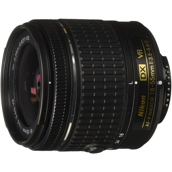 ニコン Nikon 標準ズームレンズ AF-P DX NIKKOR 18-55mm f/3.5-5.6G VR ニコンDXフォーマット専用