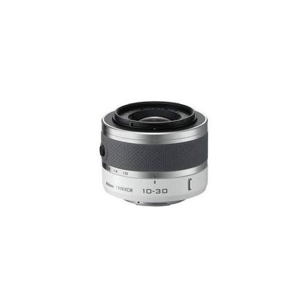 ニコン Nikon 1 NIKKOR (ワンニッコール) VR 10-30mm f/3.5-5.6 ホワイト 1NVR10-30 wh  <プレゼント包装承ります>