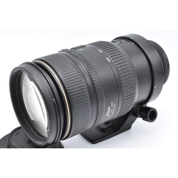 ニコン Nikon Ai AF VR NIKKOR ED 80-400mm F4.5-5.6D