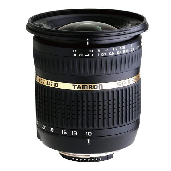 タムロン TAMRON 超広角ズームレンズ SP AF10-24mm F3.5-4.5 DiII ニコン用 APS-C専用 B001NII